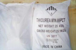Thiourea packing 25kg (UN 3077)