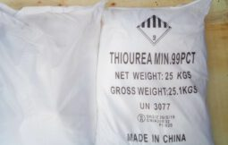 Thiourea packing 25kg (UN 3077)