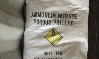 amonyum nitrat, ammonium nitrate